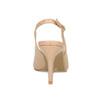 Béžové dámské lodičky s vykrojením bata, béžová, 721-8625 - 15