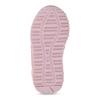 Růžové dětské tenisky se zipem bubblegummers, růžová, 121-5627 - 18