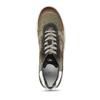 Pánské tenisky v Chunky stylu bata, khaki, 846-8601 - 17