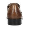 Pánské elegantní polobotky hnědé bata, hnědá, 826-3676 - 15