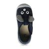 Modré dětské papuče s myškou mini-b, modrá, 179-9604 - 17