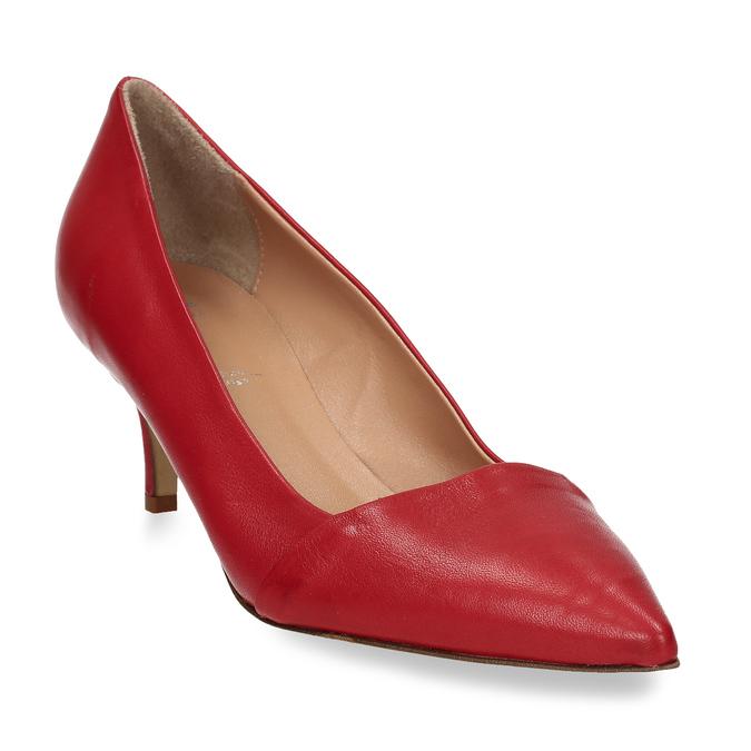 6245613 bata, červená, 624-5613 - 13
