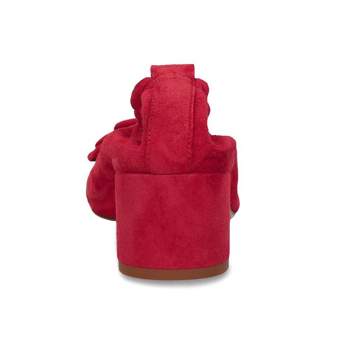 6235603 bata, červená, 623-5603 - 15