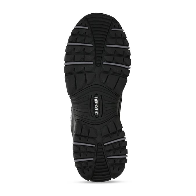 Černé dámské Chunky tenisky skechers, černá, 501-6437 - 18