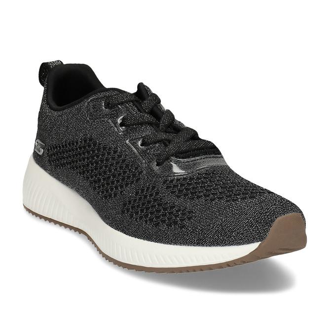 Černé dámské tenisky ve sportovním stylu skechers, černá, 509-6570 - 13