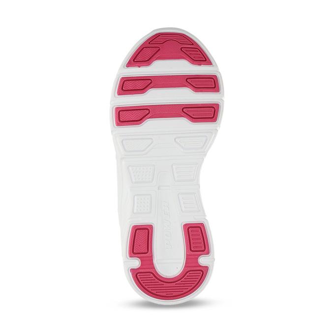 Tmavě oranžové dívčí sportovní tenisky power, růžová, 309-5530 - 18