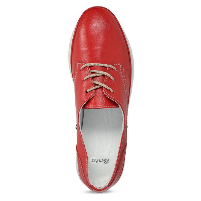 5245609 bata, červená, 524-5609 - 17