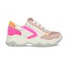 Dětské tenisky s růžovými a neonovými detaily mini-b, růžová, 429-5623 - 19