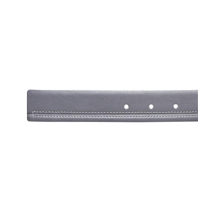 Pánský kožený pásek bata, 2019-954-2151 - 16