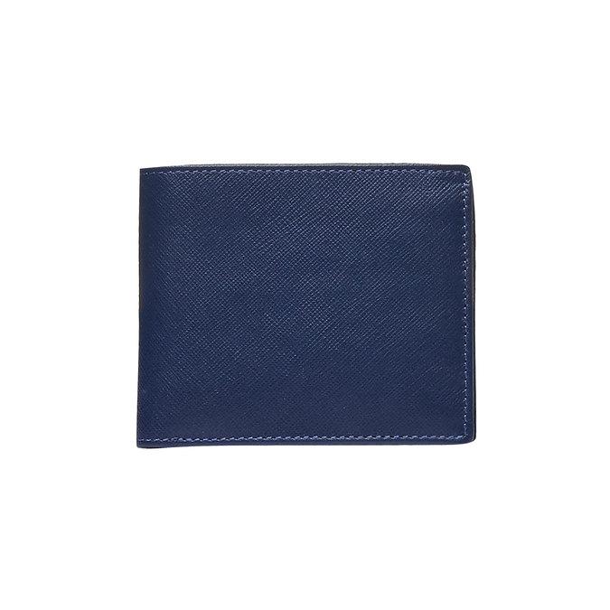 Pánská kožená peněženka bata, 2018-944-9125 - 26