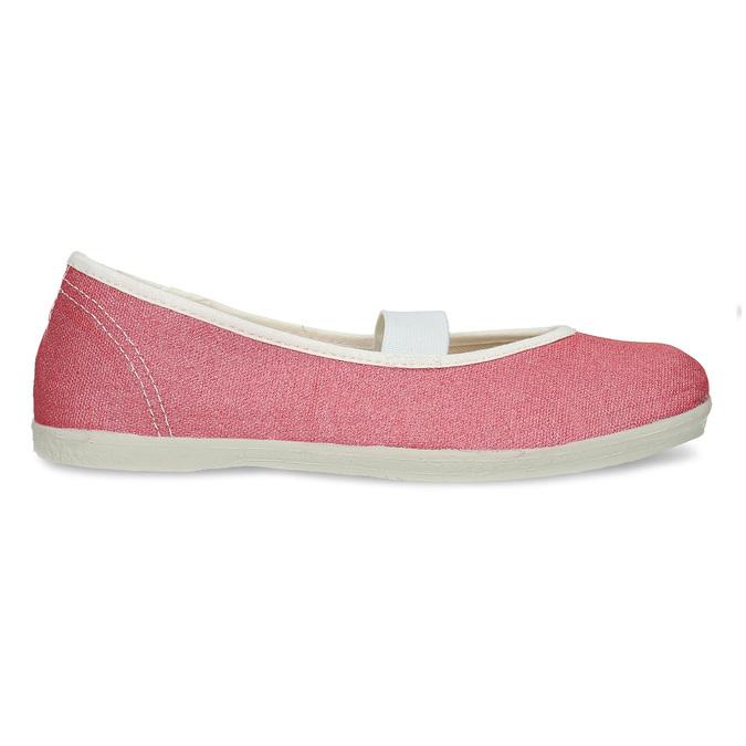 Růžové dívčí cvičky bata, růžová, 479-5601 - 19