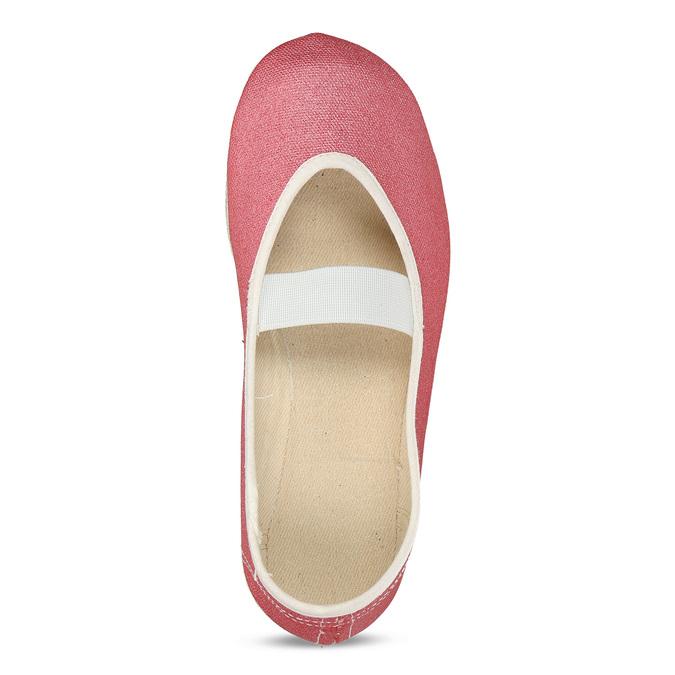 Růžové dívčí cvičky bata, růžová, 479-5601 - 17