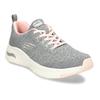 Šedé dámské sportovní tenisky skechers, šedá, 509-2172 - 13