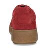 DÁMSKÉ KOŽENÉ TENISKY ČERVENÉ bata, červená, 523-5614 - 15