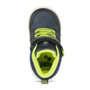 Dětské kotníkové tenisky bubble-breathe, modrá, 111-9600 - 17