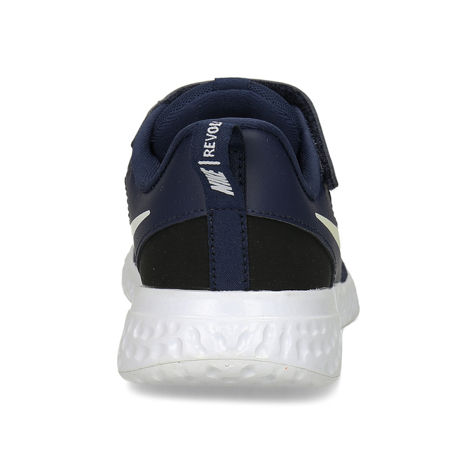 Dětské modré tenisky nike, modrá, 309-9353 - 15