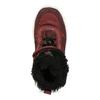 DÍVČÍ SNĚHULE ČERVENÉ KOŽENÉ NA SUCHÝ ZIP mini-b, červená, 423-5613 - 17