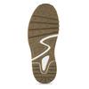 Béžové dámské tenisky nike, béžová, 509-3216 - 18