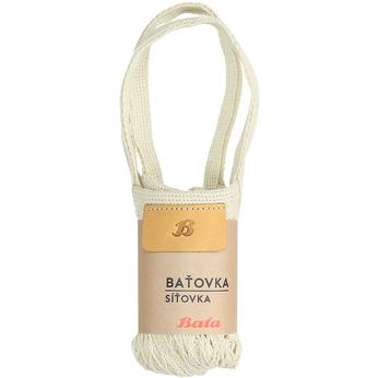 Béžová síťovka bata, béžová, 969-8766 - 13