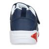 Dětské tenisky v tvaměmodré barvě s červenými detaily champion, modrá, 309-9344 - 15
