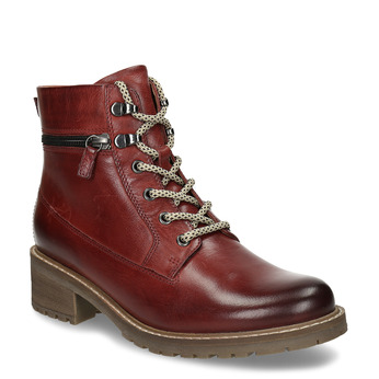 5965609 bata, červená, 596-5609 - 13