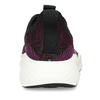 Černo-růžové dámské sportovní tenisky adidas, černá, 509-6242 - 15