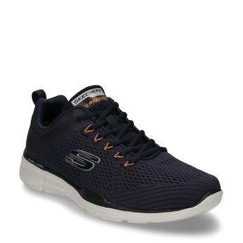 Tmavě modré pánské sportovní tenisky skechers, modrá, 809-9226 - 13