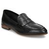 Kožené dámské mokasíny černé bata, černá, 516-6600 - 13