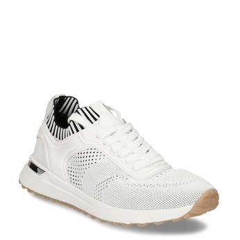 Bílé dámské tenisky bata, bílá, 549-1617 - 13