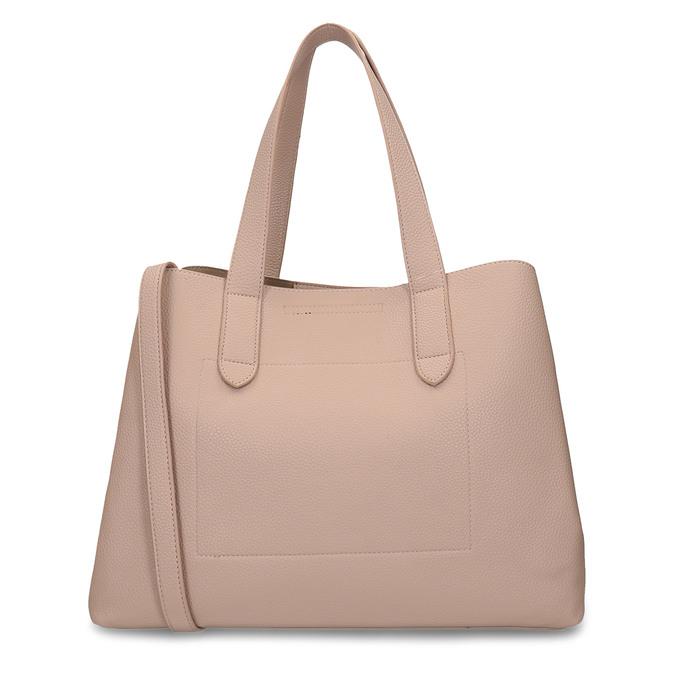 Růžová dámská kabelka bata, růžová, 961-5645 - 16
