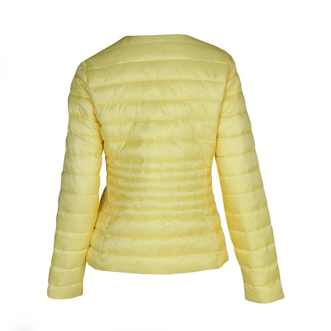 Žlutá dámská bunda bata, žlutá, 979-8580 - 26