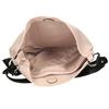 Růžovo černá dámská kabelka bata, růžová, 961-5671 - 15
