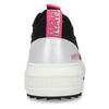 Černé dámské městské sneakersky napapijri, černá, 549-6621 - 15