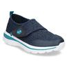 Modré dětské tenisky na suchý zip bubblegummers, modrá, 319-9324 - 13