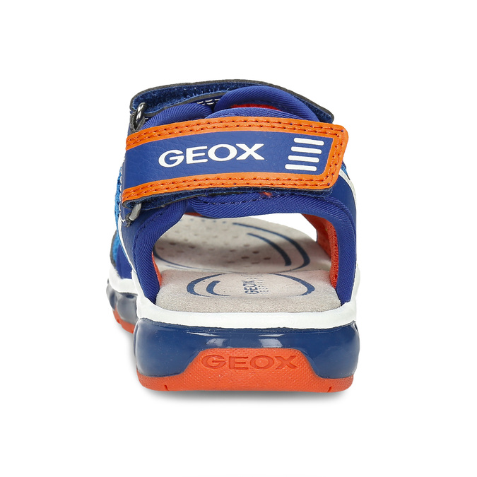 3619607 geox, modrá, 361-9607 - 15