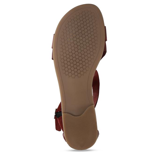 5645636 bata, červená, 564-5636 - 18