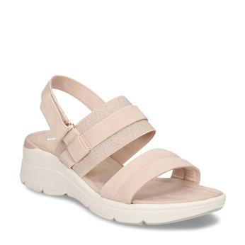 6615600 bata, růžová, 661-5600 - 13