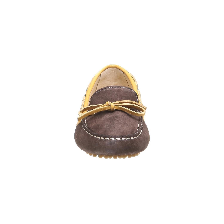 Mokasíny Amalfi bata, hnědá, 2018-513-4207 - 16