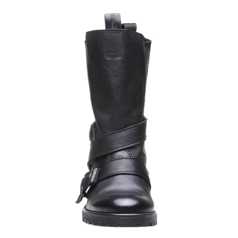 Marlyn - motorkářská obuv bata, černá, 2018-594-6318 - 16