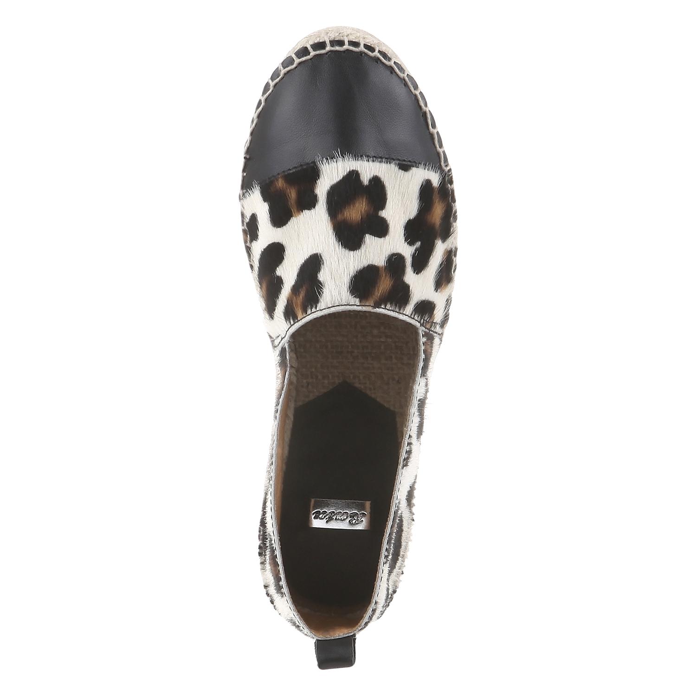 Výjimečné espadrilky s motivem leopardí kůže bata, bílá, 2017-555-1300 - 19