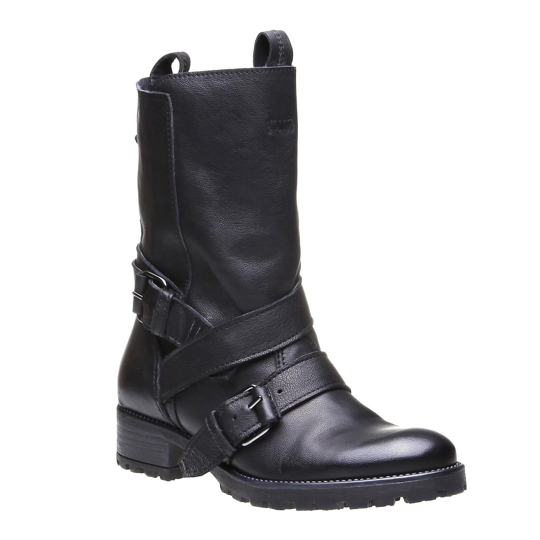 Marlyn - motorkářská obuv bata, černá, 2018-594-6318 - 13