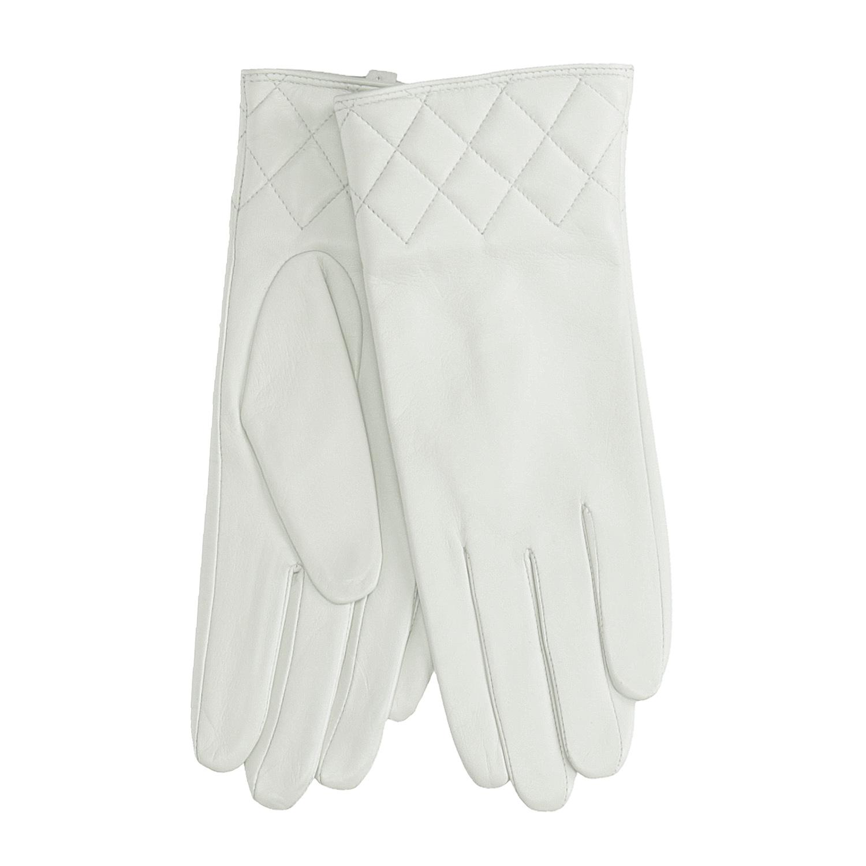 fe22c0f484 Bata Kožené dámské rukavice bílé - Rukavice